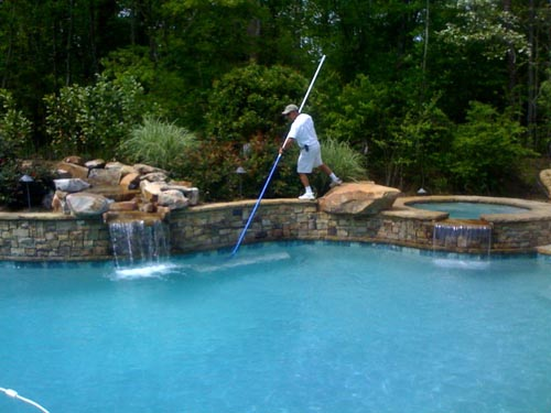 Pool Maintenance Service : Pool service route for sale orlando florida