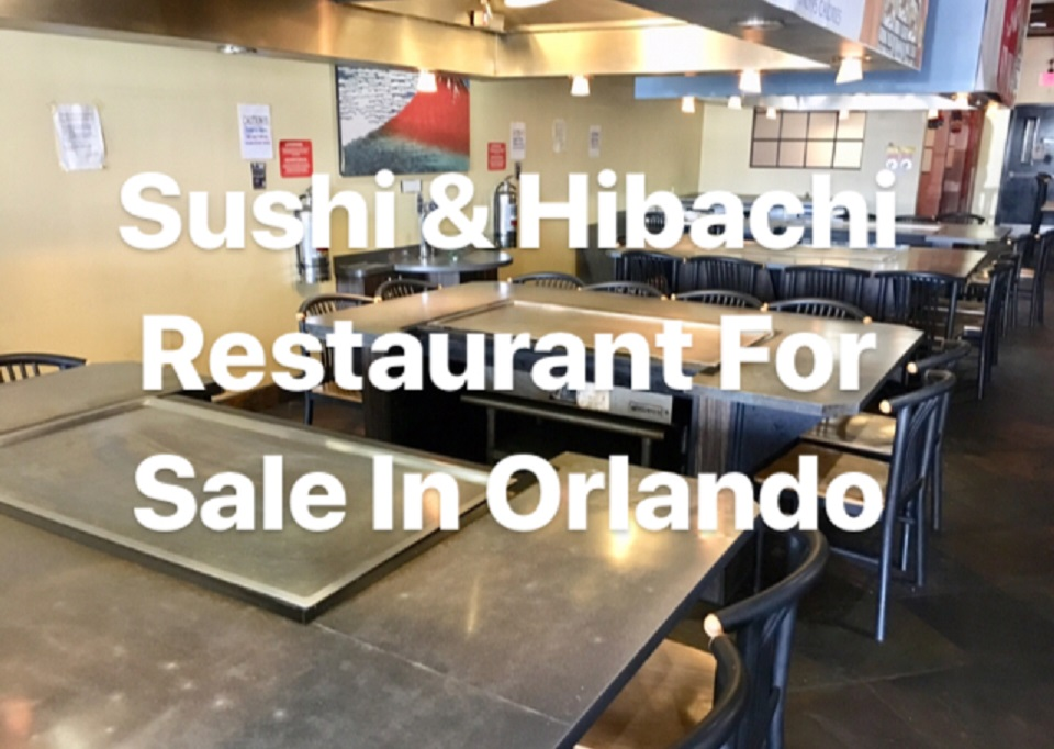 Restaurants For Sale In The Orlando And Central Florida Area