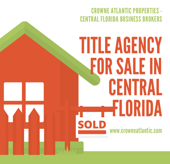 title agency for sale business broker orlando