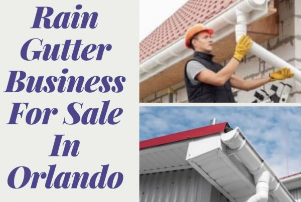 Gutter business for sale in Orlando Florida